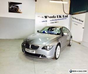 BMW 630I SPORT 6 SERIES, 56 PLATE, 12 MONTHS MOT & FULL SERVICE HISTORY......... for Sale