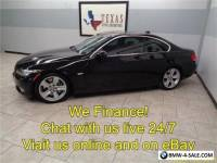 2008 BMW 3-Series 335i 6 Speed Twin Turbo