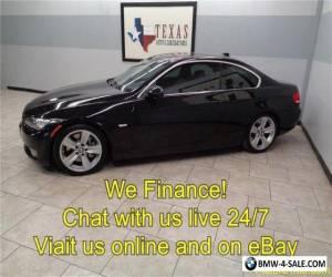 2008 BMW 3-Series 335i 6 Speed Twin Turbo for Sale