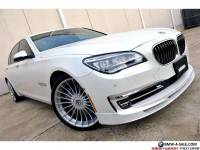 2014 BMW 7-Series ALPINA B7 LWB SUPER LOADED MSRP $152,725 B&O