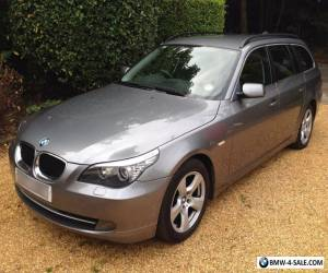 2007 BMW 5 Series Estate Diesel 520d - Manual for Sale