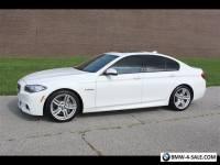 2015 BMW 5-Series Base Sedan 4-Door