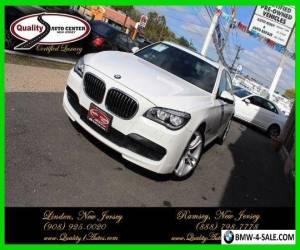 2013 BMW 7-Series 750Li for Sale
