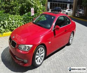 2011 BMW 3-Series ONLY 1600 MILES!! HEATED,SUNROOF,XENON,LEATHER for Sale