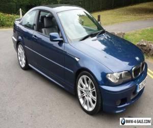 BMW 325Ci M Sport for Sale