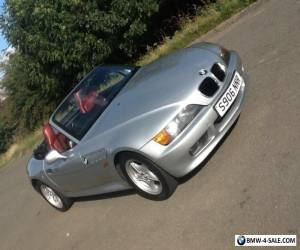 BMW Z3 1.9 CONVERTIBLE WITH CONTRASTING RED LEATHER  for Sale