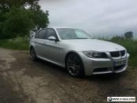 2007 e90 BMW 330i M Sport 4dr