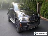 2011 BMW X5 xDrive35i Sport Utility 4-Door