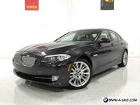 2011 BMW 5-Series 550i SPORT PKG! PREMIUM 2 PACKAGE!