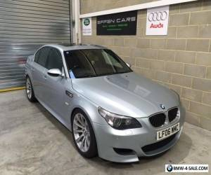 BMW M5 5.0 Saloon 4dr Petrol SMG (357 g/km, 507 bhp) IMMACULATE, FULLY LOADED,  for Sale