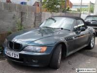 1999 BMW Z3 GREEN