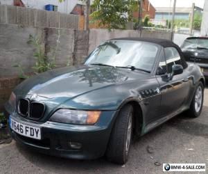 1999 BMW Z3 GREEN for Sale