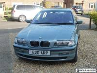BMW 3 SERIES 2.5 325i SE 4dr