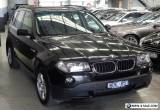 2007 BMW X3 Auto Wagon for Sale