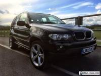BMW X5 3.0d 6 speed MANUAL 2005 near FULL BMW main dealer history. Long mot.