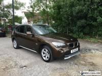 2011 BMW X1 2.0 18d Sport xDrive 5dr