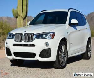 2016 BMW X3 for Sale