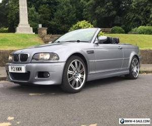 BMW M3 E46 CONVERTIBLE  for Sale