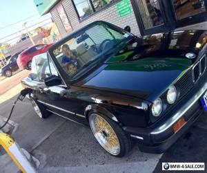 1990 BMW 3-Series Base Convertible 2-Door for Sale