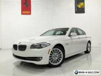2012 BMW 5-Series  535i 1 OWNER! 18K MILES! PREMIUM PKG! NAVIGATION!