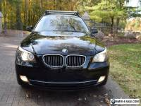 2010 BMW 5-Series 4 DOOR STATION WAGON AWD