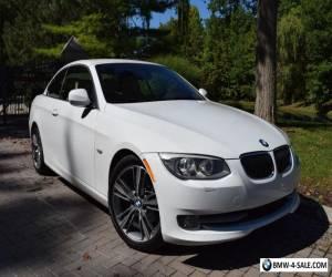 2011 BMW 3-Series Base Convertible 2-Door for Sale
