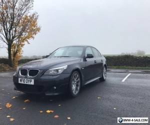 BARGAIN! BMW 520d M SPORT LCI BUSINESS EDITION! FSH! LOW MILEAGE!  for Sale