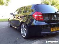 BMW 1 SERIES 120d M sport (full leather)