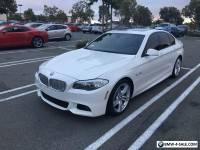 2013 BMW 5-Series M SPORT
