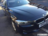BMW 3 series 320d diesel 2012 black mint condition