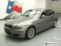 2011 BMW 3-Series 328I XDRIVE AWD SEDAN SUNROOF HTD SEATS