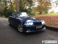 BMW M3 Convertible E36 1994 Manual Part ex/Swap