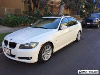 2011 BMW 3-Series 328i rwd