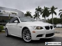 2013 BMW M3 Coupe 2-Door