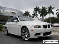 2013 BMW M3 Coupe 2-Door
