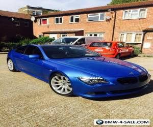 BMW 630i M Sport Rare Individual Auto LCI Facelift- Pan Roof - FSH - 635d 645ci for Sale