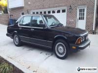 1984 BMW 7-Series