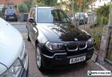 BMW X3 2.5i sport for Sale