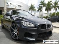 2014 BMW M6 Full Merino Leather