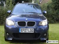 2007 BMW 5 Series 520d M Sport Touring