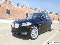2012 BMW 5-Series Base Sedan 4-Door