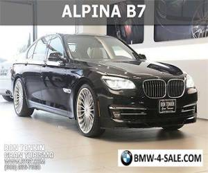 2013 BMW 7-Series Base Sedan 4-Door for Sale
