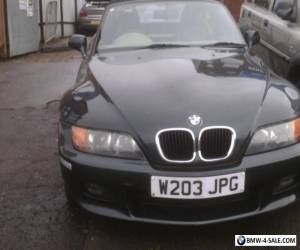 2000 BMW Z3 GREEN for Sale