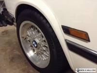 1983 BMW 5-Series 1983 533i European version