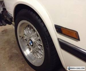 1983 BMW 5-Series 1983 533i European version for Sale