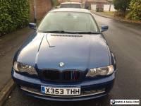 BARGAIN BMW 330Ci