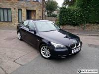 2007 BMW 530d stunning  Comfort Seats FSH 78k