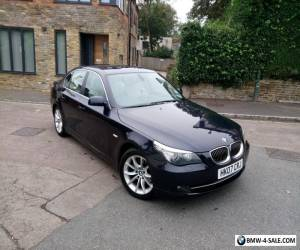 2007 BMW 530d stunning  Comfort Seats FSH 78k  for Sale