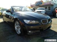 2008 BMW 3-Series 335i 2dr Convertible