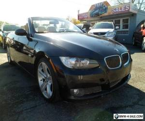 2008 BMW 3-Series 335i 2dr Convertible for Sale